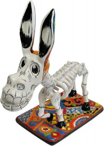 Day of the Dead Donkey