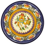 Authentic Talavera Pottery from Puebla, Mexico