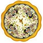 Authentic Talavera Plate - MH469a