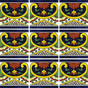 Authentic Talavera Tile