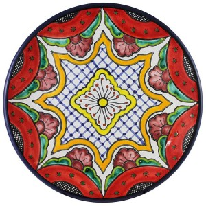 Authentic Talavera Plate