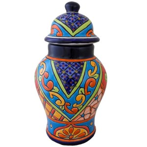 Authentic Talavera Ginger Jar