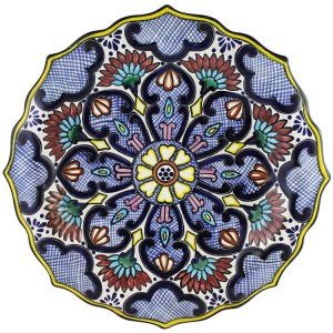 Authentic Talavera Servings Platters and Bowls