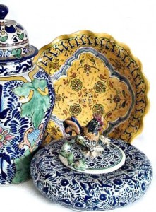 Authentic Talavera from Mexico