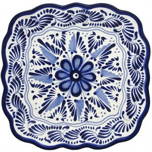 talavera pottery from mexico